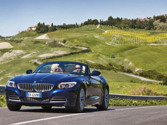 Aluguel de Carro na Itália e na Toscana