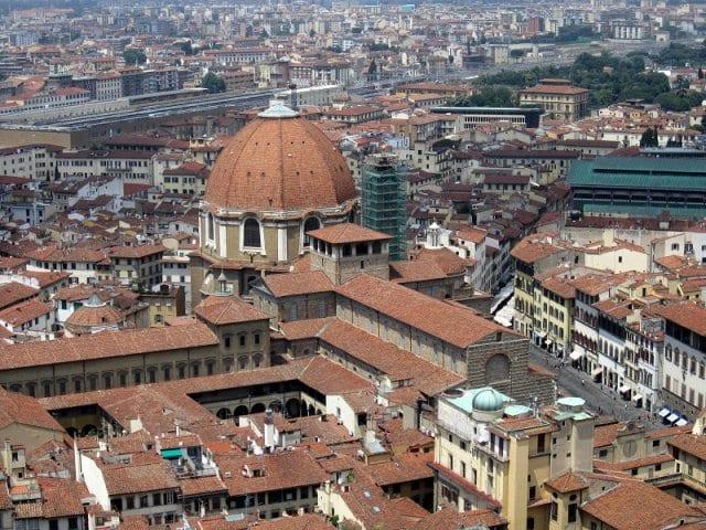 Capela dos Médici em Florença