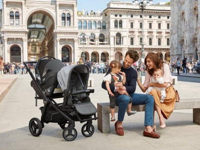 Documentação para viajar com crianças para a Itália