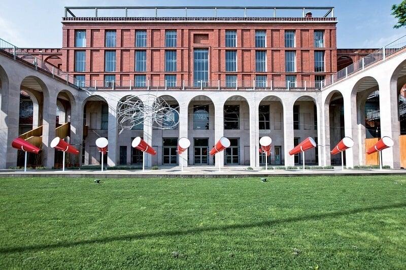 Museu La Triennale em Milão