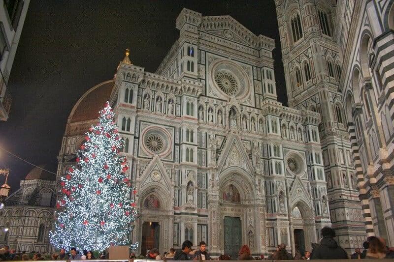 Feriados em Florença em 2019