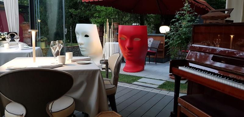 Restaurante Butterfly próximo de Lucca