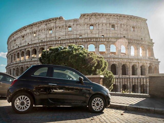 Ingressos para tour por Roma em veículo privado com motorista