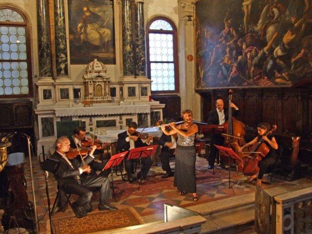 Ingressos para concerto da orquestra Collegium Ducale