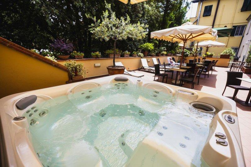Hotel Ilaria & Residenza dell'Alba em Lucca