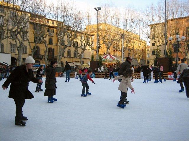 Clima e temperatura em Lucca