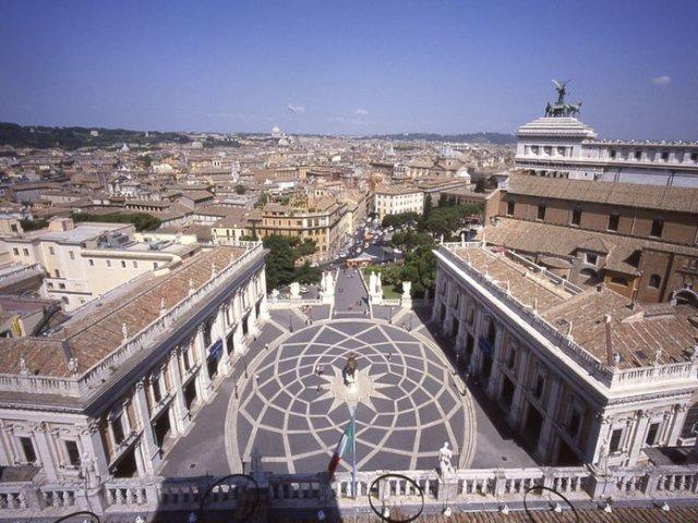 Ingressos para visita guiada pelos Museus Capitolinos e arredores