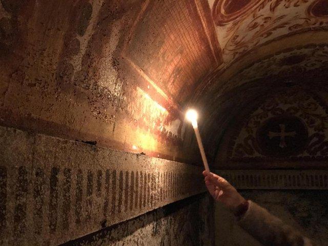 Ingressos para subterrâneos de Veneza e seus fantasmas