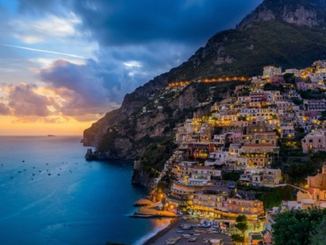 Ingressos para excursão a Capri partindo de Roma