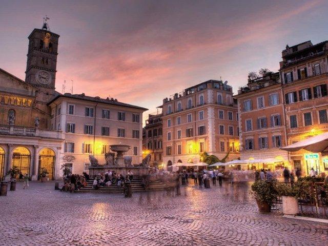 Ingressos para tour gastronômico pelo bairro do Trastevere em Roma