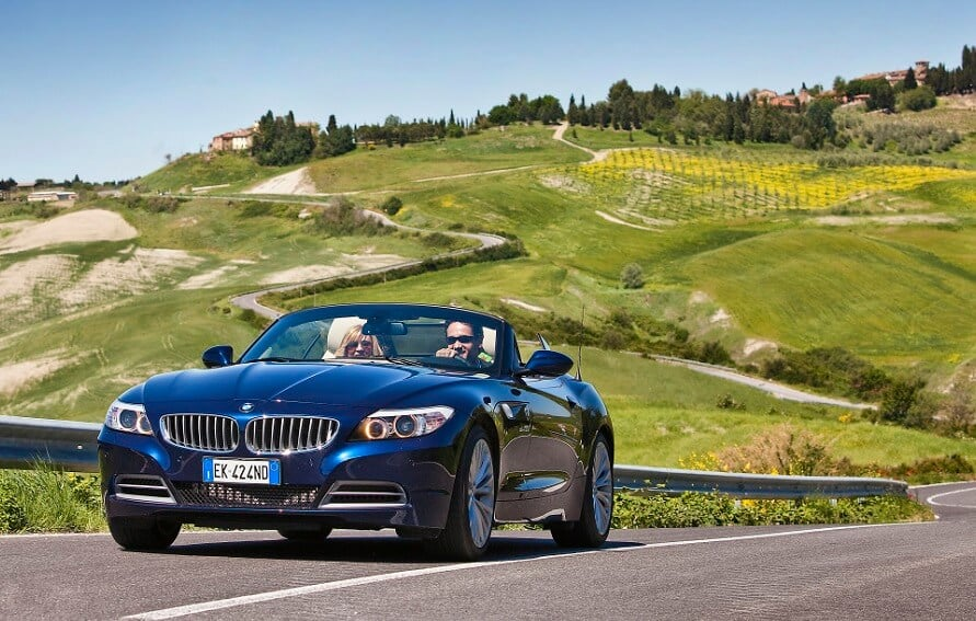 Aluguel de carro na Toscana