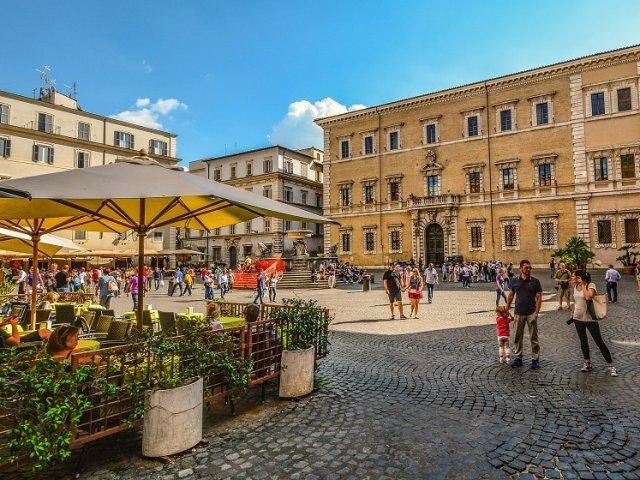 Ingressos para visita guiada por Trastevere e pelo bairro judeu em Roma