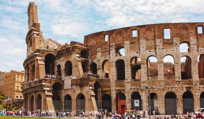 Ingressos para visita guiada pelo Coliseu, Fórum e Palatino em Roma