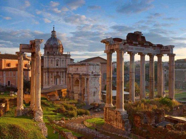 Ingressos para Vaticano, Coliseu, Fórum e Palatino em Roma