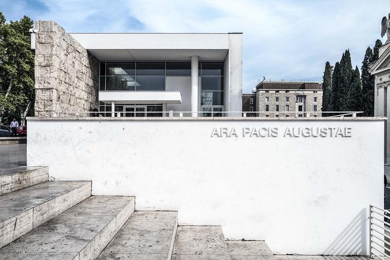 Museu Ara Pacis em Roma