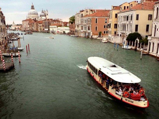 Ingressos para o cartão de transporte para Veneza e ilhas