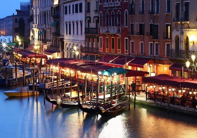 Ingressos para tour pelo bairro vermelho de Veneza