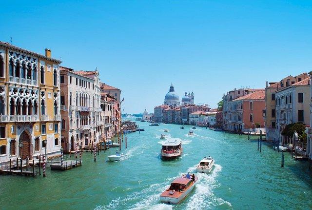 Feriados em Veneza em 2020