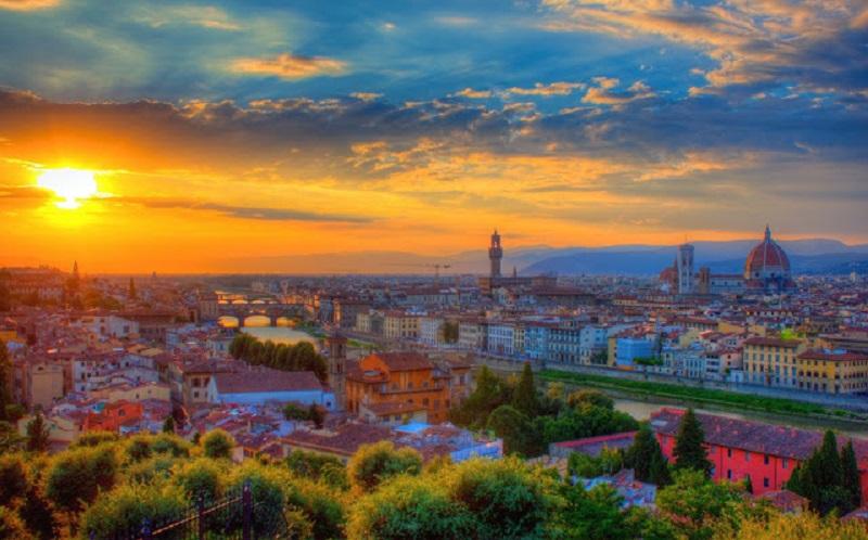 Como transferir dinheiro para Florença