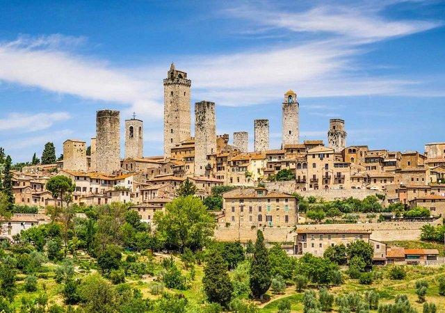 Ingressos para excursão a San Gimignano, Siena e Chianti partindo de Florença
