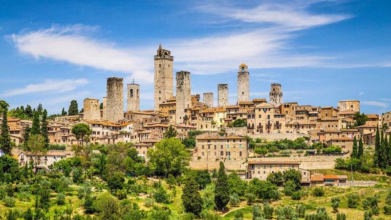 Cidade de San Gimignano