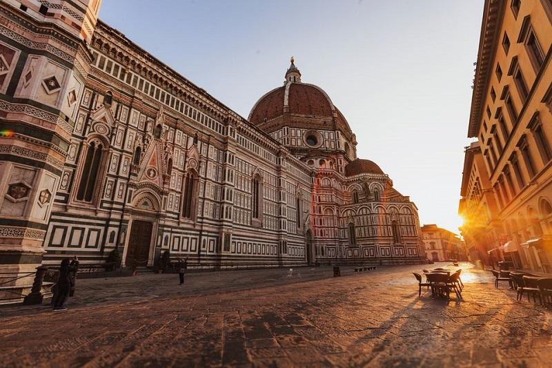 Duomo de Santa Maria del Fiore em Florença