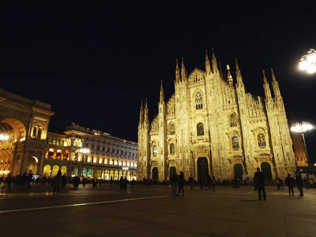 Como transferir dinheiro para Milão
