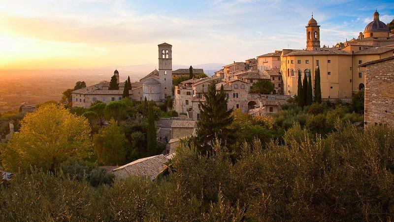 Ingressos para excursão a Assis e Cortona saindo de Florença