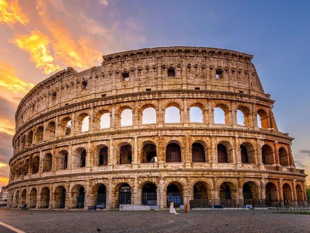 Como achar passagens aéreas muito baratas para Roma
