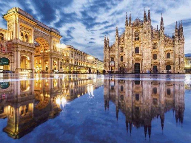 Como achar passagens aéreas muito baratas para Milão