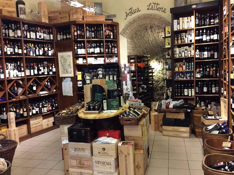 Enotteca Antica Latteria em San Gimignano