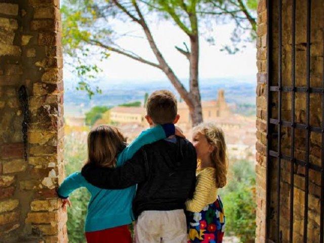 O que fazer com crianças em San Gimignano