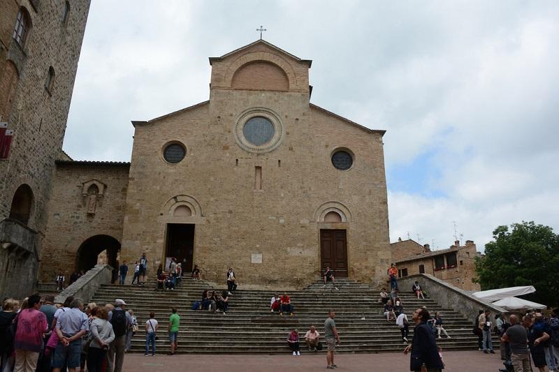 Duomo em San Gimignano