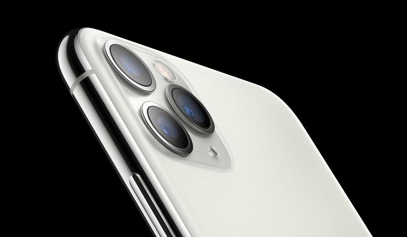 Lentes de câmera do iPhone 11 Pro Max