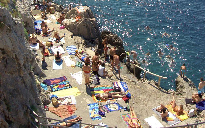 Verão em Capri