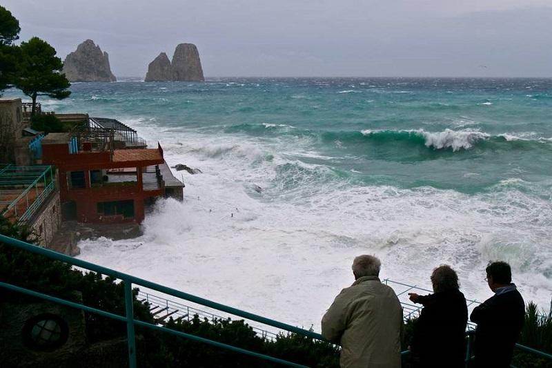 Inverno em Capri