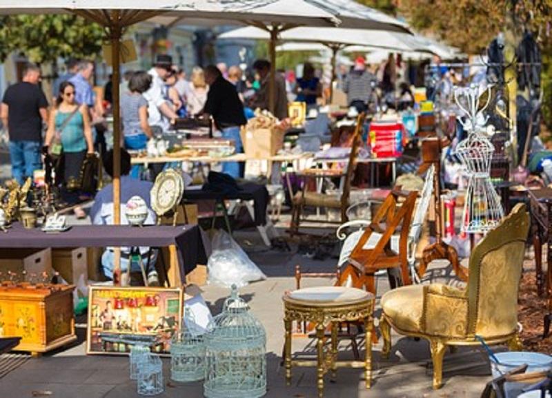 Mercado da Via Napoli em Bari
