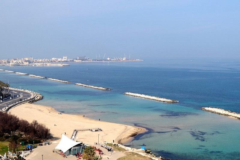 Clima e Temperatura em Bari