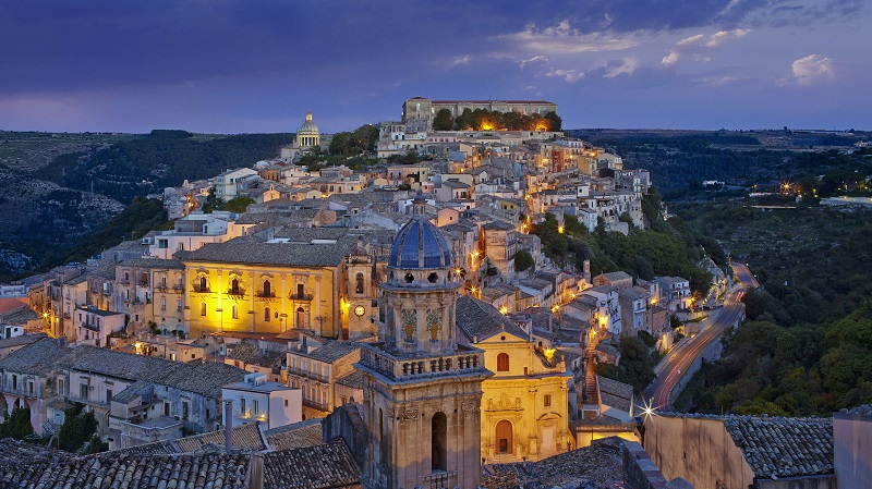 Cidade de Ragusa de Sicília